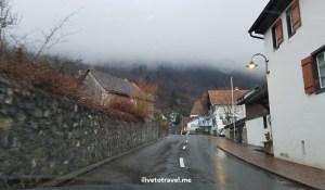 Around Vaduz, Liechtenstein