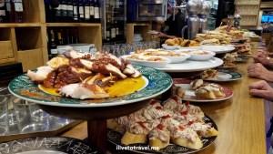 pintxos, tapas, San Sebastian, Donostia, Euskadi, Basque, travel, exploring, photo