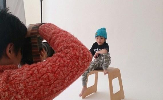 雑誌表紙風モデル撮影会 2016年3月28日(月)