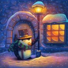 Cold Penguin