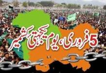 Kashmir Day 2015