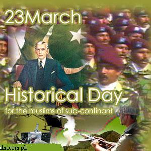 Lahore Pakistan Resolution