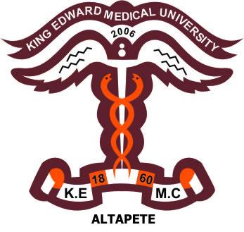 King Edward Medical University Lahore Merit List 2015