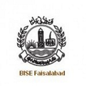 BISE Faisalabad Board Matric 10th Class Date Sheet 2016