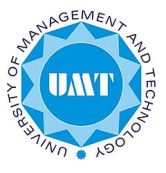 UMT School of Business and Economics Admissions Fall 2014