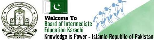 BIEK Karachi Board Inter Form Submission Schedule 2016