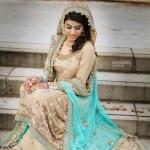 Pakistani Bridal Dresses 2015 1