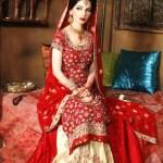 Pakistani Bridal Dresses 2015 2