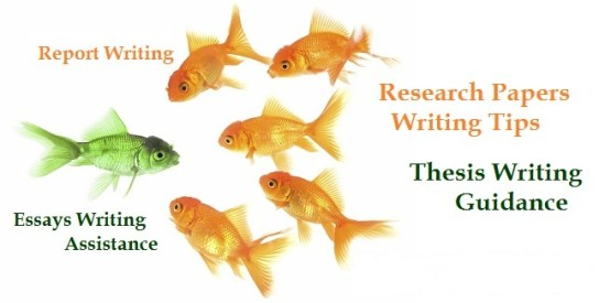 How To Write A Research Thesis