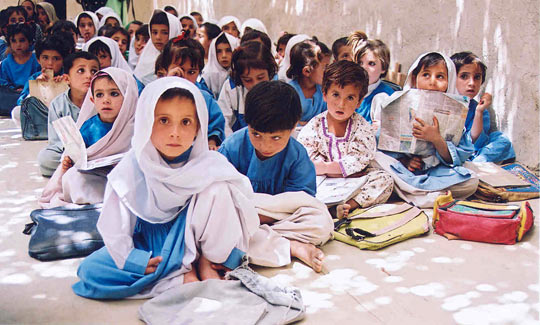 Public and Private School Education system in Pakistan