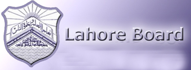 Lahore Board 2nd, 1st Year Result 2015