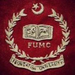 Foundation University Medical College Merit List 2015-2016