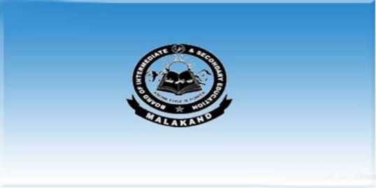 BISE Malakand Board Inter Part 1, 2 Result 2015
