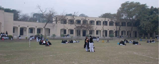 Government College for Women Gulberg Lahore Admission 2015