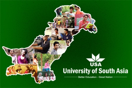University of South Asia Admissions 2015