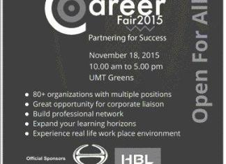 UMT Job Fair 2015