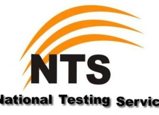 NTS GAT Subject Test Result 17th May 2015 Answer Keys