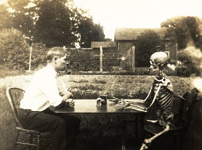 Talking to Death