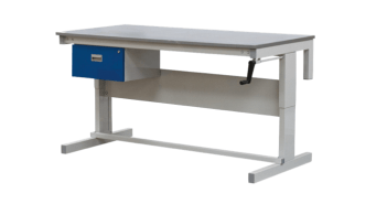 These Workbenches Make World's Most Comfortable Workspace