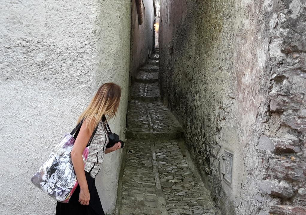 Monte Erice: il fiabesco borgo medioevale adagiato tra due panorami indimenticabili...