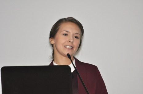 Daria Goś, Międzynarodowy Instytut Biologii Molekularnej i Komórkowej w Warszawie