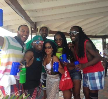 Carnival 4: Grenada, Cinna Villa Crew!