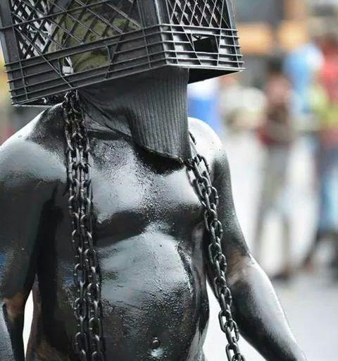 Carnival 4: Grenada JAB JAB, Part 1.