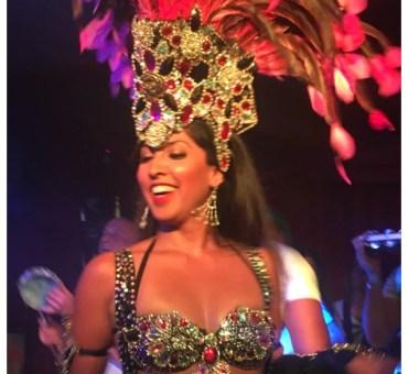 London School of Samba: Bateria and the dance!