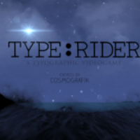 Type:Rider by Cosmografik