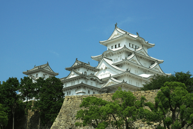 姫路城(ひめじじょう)