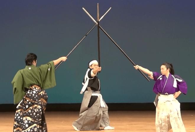 サムライ剣舞シアター(正賀流京都道場)