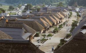 国重要伝統的建造物群保存地区 大内宿の画像
