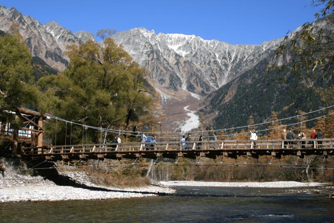 河童橋(かっぱばし)