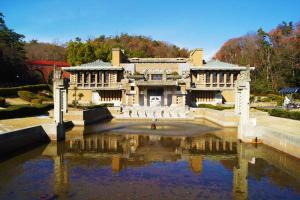 博物館明治村(はくぶつかん めいじむら)の画像