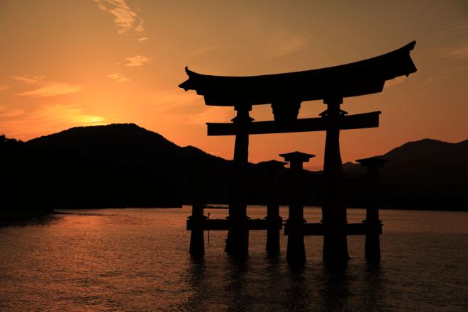 厳島神社(いつくしまじんじゃ)