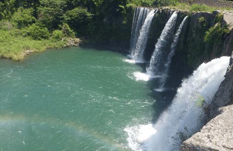 原尻の滝(はらじりのたき)の画像