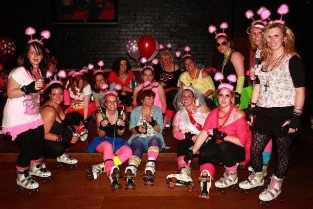 03 Roller Disco Hen Party