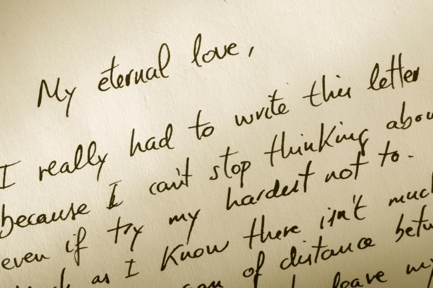creative ways of writing love letters One of the most romantic gestures is to write love letters to your sweetheart expressing in words what is in your heart is a priceless gift since love letters can be saved and re-read, there may be some considerable hesitance to write one.