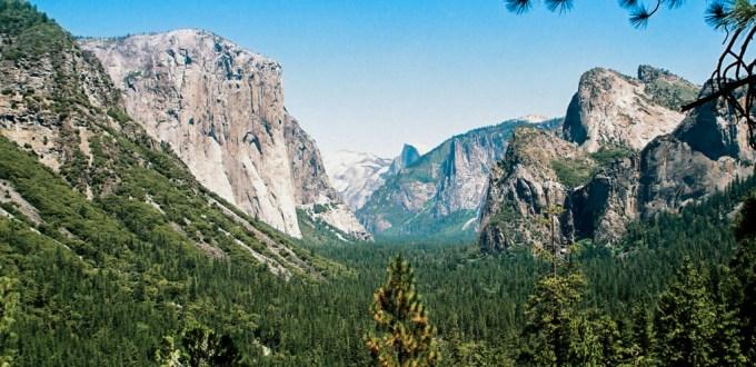 Yosemite NP Tunnel View