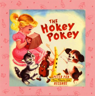 Hokey Pokey with Marcie event