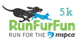 MSPCA Run Fur Fun 5k