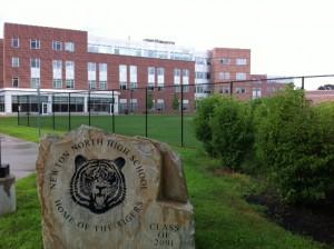 Newton North High School, NNHS
