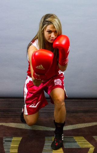 Amanda Pavone : Newton's Olympic Hopeful
