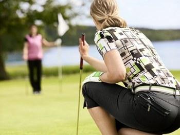 Röhnisch för den medvetna golfspelaren