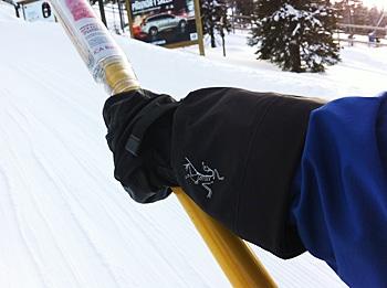 Arcteryx Alpha SV Glove – Suverän passform och synad i sömmarna