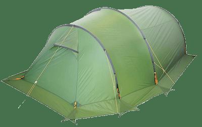 Snart kommer nästa generations Artic Alpine Design-tält