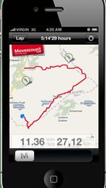 Följ träningsrundorna med Suuntos nya iPhone-app