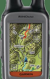 Garmin® Rino® 650 Nordic