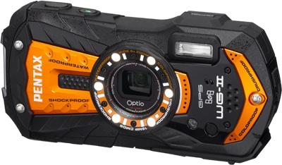 Nya vattentäta kameror från Pentax