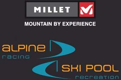 Millet och Alpine Ski Pool i samarbete